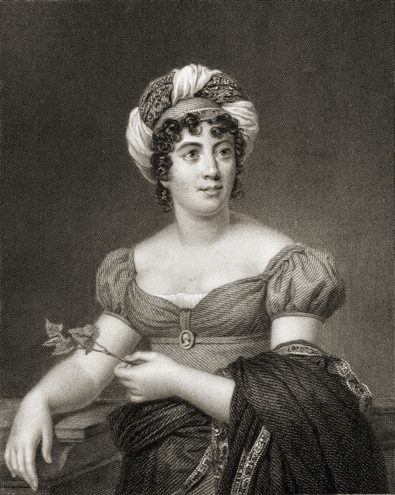 "germaine necker de stael essay on fictions Very few individuals have left as deep a trace on their age as anne louise germaine, baronne de de necker for an excellent 52 of his essay ""de madame de."