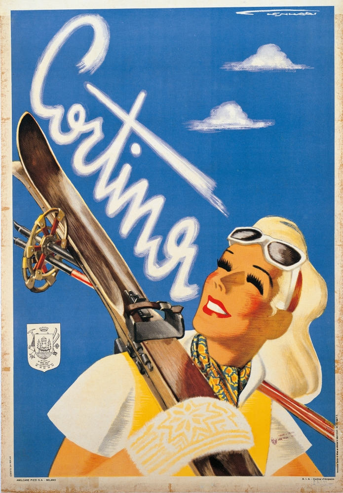 cortina dampezzo single girls 10 reasons why you should go to cortina d  cortina d'ampezzo sits in a valley surrounded by ski fields in  it has been a stop of the women's world cup .