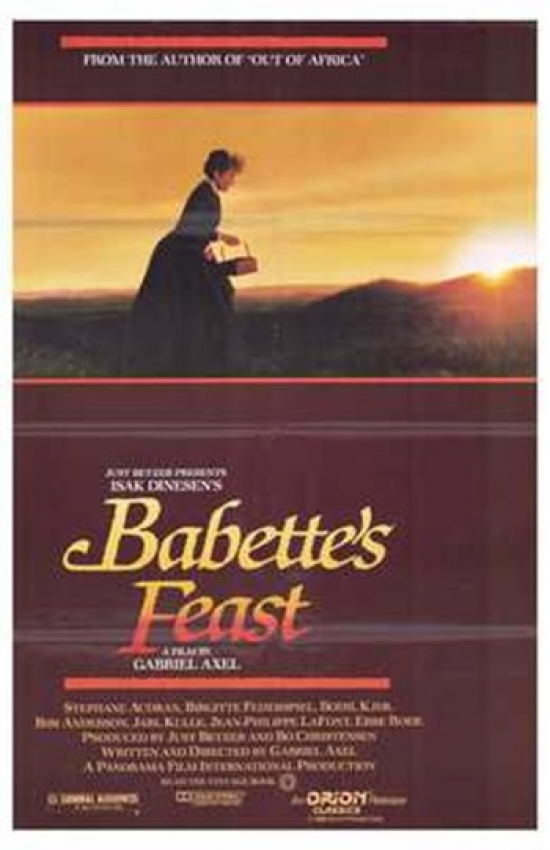 babettes feast essay Essays for babette's feast and other stories babette's feast and other stories essays are academic essays for citation these papers were written primarily by students and provide critical analysis of babette's feast and other stories by karen blixen.