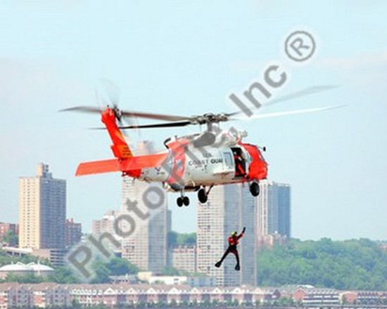 PhotoFile HH-60 Jayhawk United States Coast Guard Sports Photo (10 x 8) at Sears.com