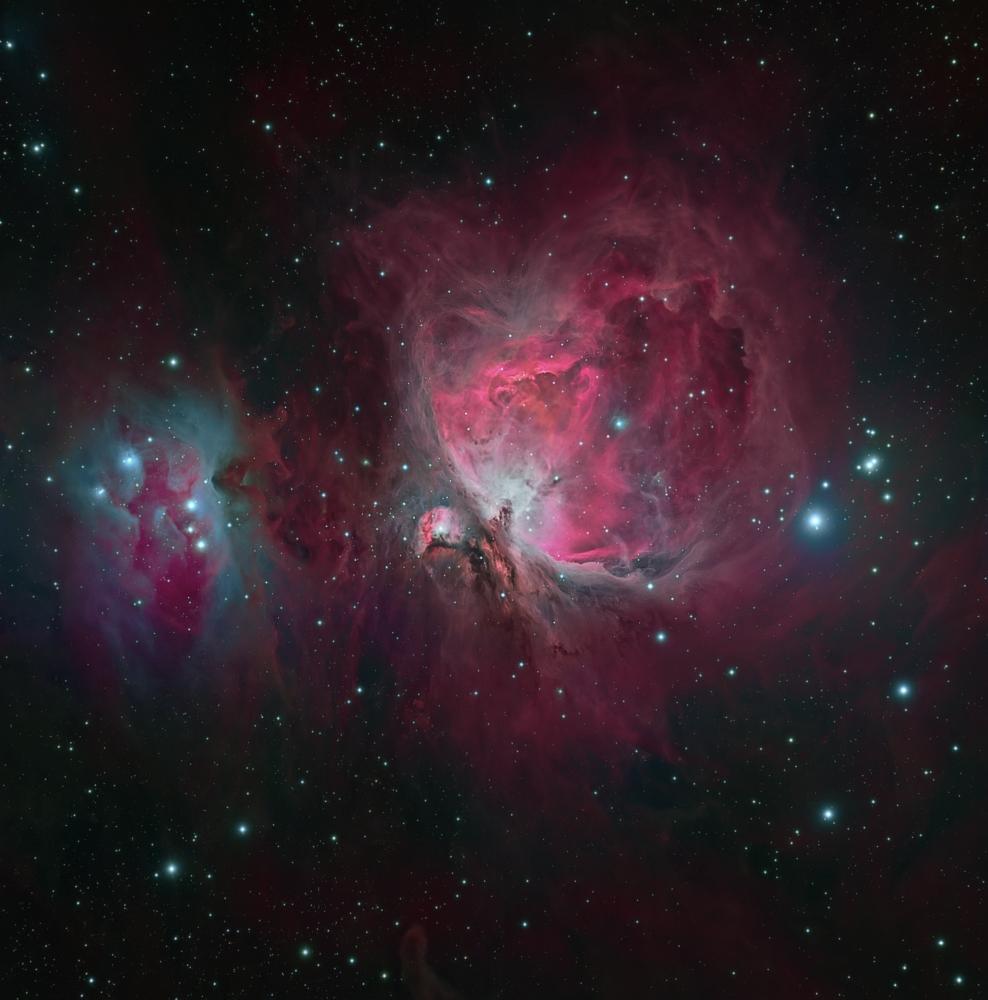 orion nebula tattoo - 988×1000