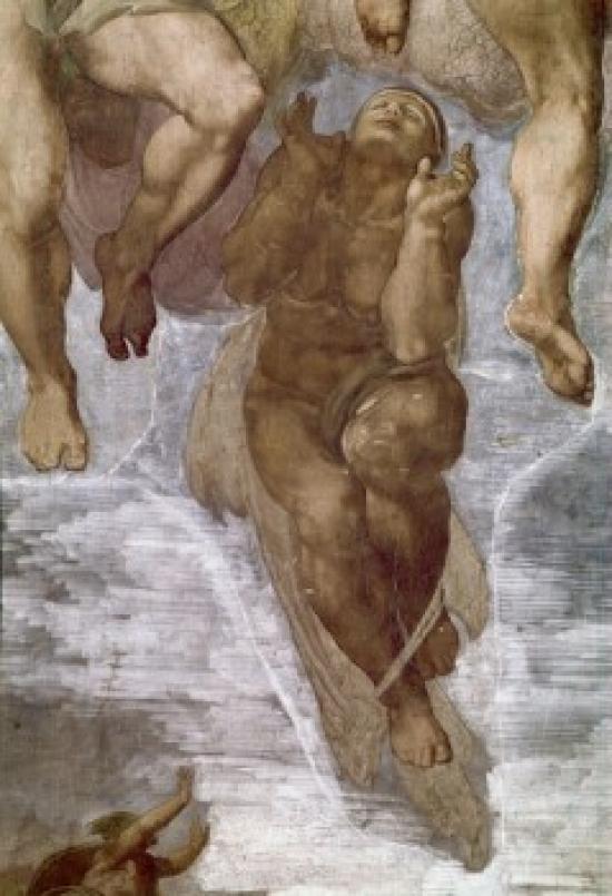 the last judgment essay Michelangelo, last judgment, sistine chapel, altar wall, fresco, 1534-1541 (vatican city, rome.