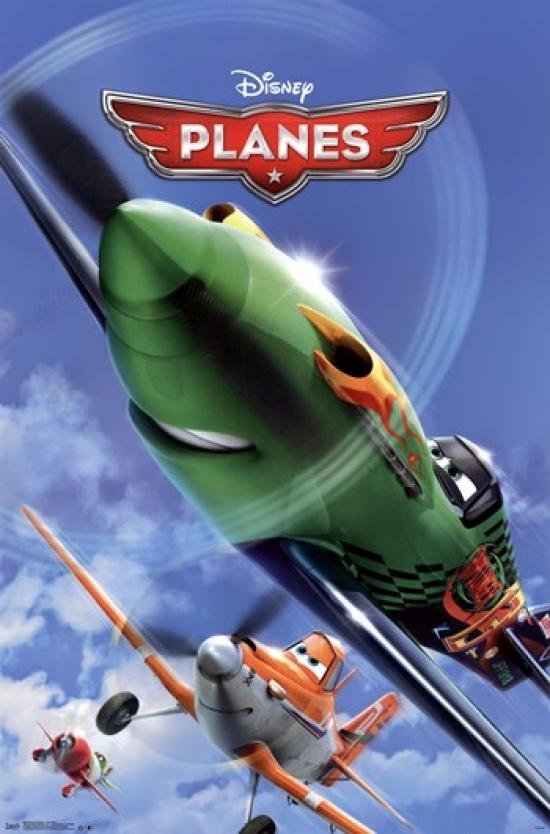 Disney Planes - Movie Poster Print (24 x 36) | eBay Planes Movie Poster